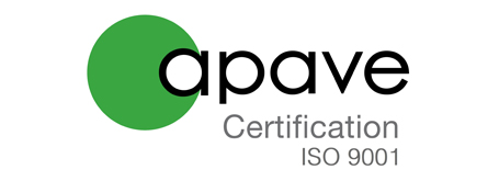 Beta S.r.l. è un'azienda certificata ISO 9001:2015
